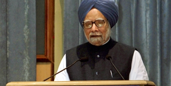 You have had five years, stop blaming my govt: Manmohan