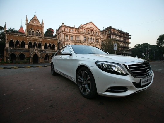 Mercedes-Benz launches new S-Class in India at Rs 1.57 Crore