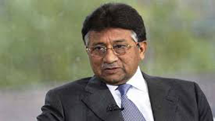 Treason case: Pak court asks police to produce Musharraf in court today