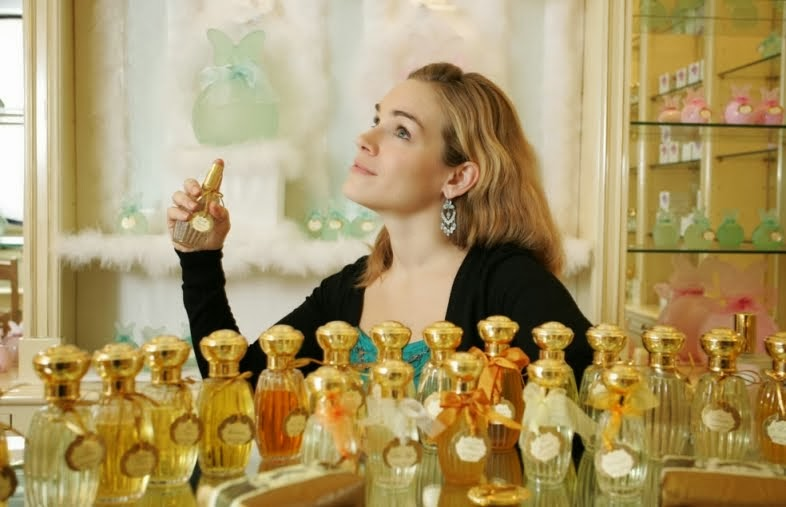 How to pick the right perfume