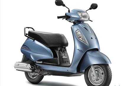 New Suzuki Let's 110cc Scooter
