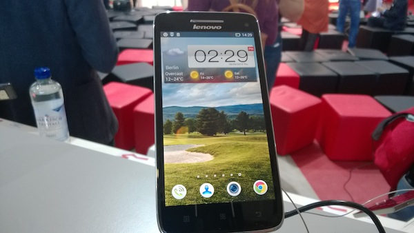 Lenovo Vibe X Hands on: First Impression