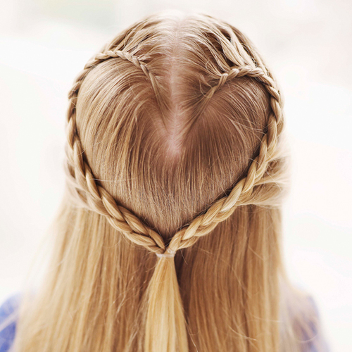 Give your hair a glamorous makeover this Valentine's Day