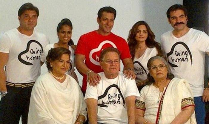 I won't be Salman Khan without my family: Salman