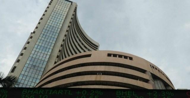 Sensex drops 195 pts, Nifty below 10,400