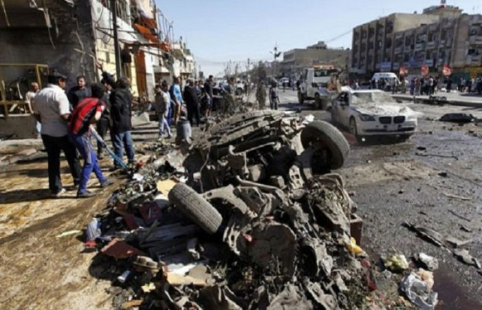 At least 250 killed in Baghdad blast: officials