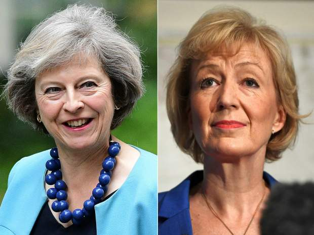 Next British PM will be a woman, May and Leadsom emerge as top contenders