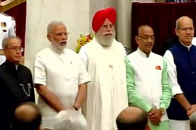 17 new faces in Modi Govt; Javedekar elevated to cabinet rank