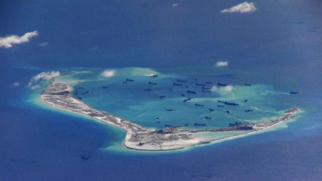 UN-backed tribunal rules against China in South China Sea