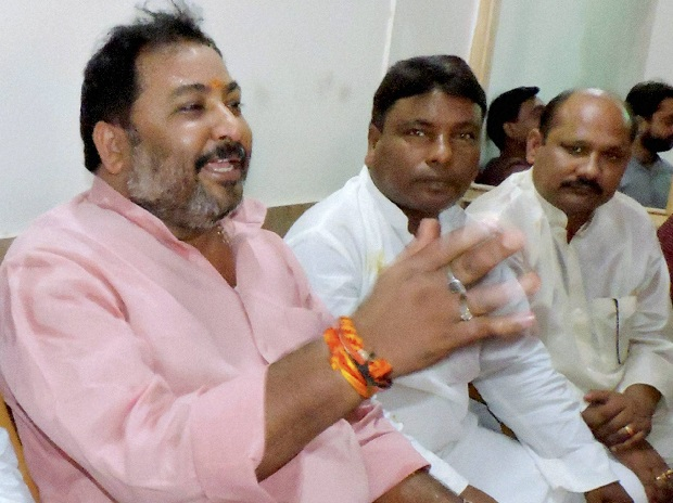 No relief from HC for BJP's Dayashankar Singh