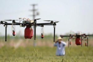 drone-spray