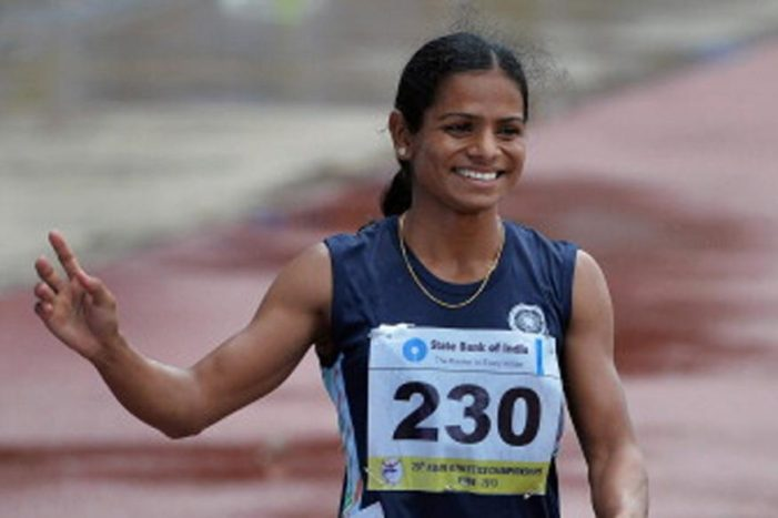 I'm working on my speed endurance ahead of Olympics: Dutee