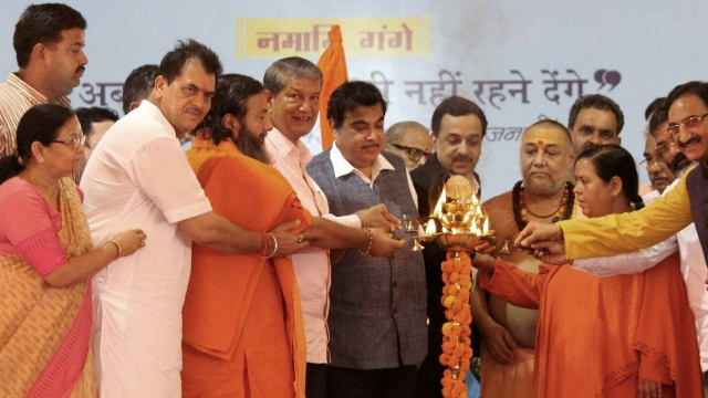 231 Namami Gange projects worth Rs 1500 Cr launched