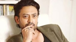 Irrfan wanted to make film on Mahasweta Devi's life