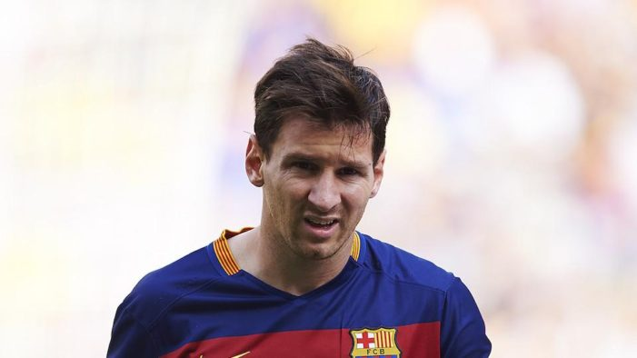Messi sentenced to 21 months in jail for tax fraud, won't go to prison