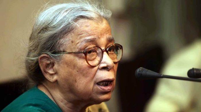 Mahasweta Devi, Renowned Writer, Dies In Kolkata