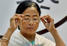 Mamata Banerjee banned from campaigning for 24 hours