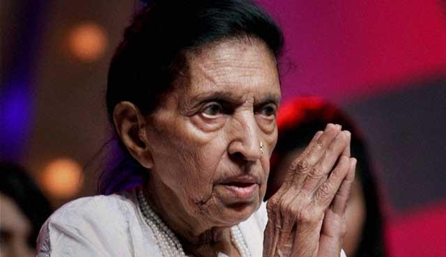 Legendary playback singer Mubarak Begum dies at 80