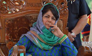 "One more killed in fresh violence in Kashmir; CM talks of ""healing touch"""