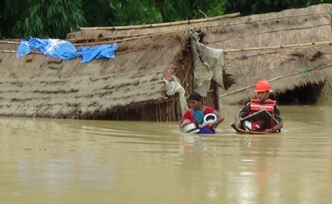 54 killed in Nepal as rains trigger floods, landslide