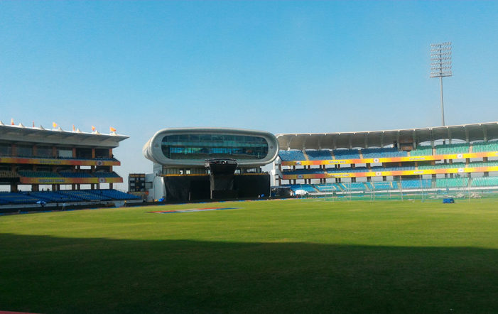 Rajkot to host first Test vs England on November 9