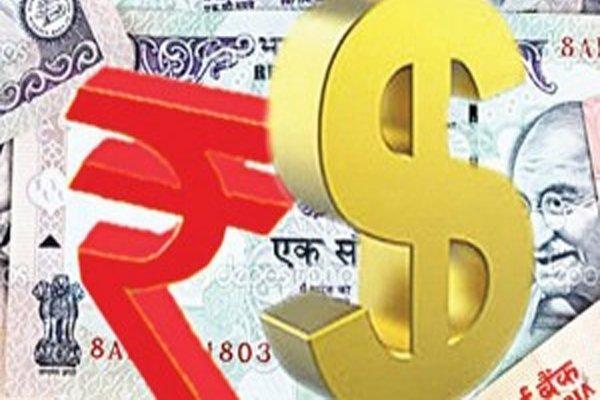 Rupee loses some ground, slumps 8 paise against USD