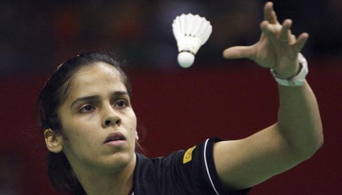 Working on my half smashes to get closer to my goal: Saina