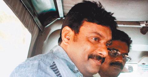 Kadakampally land case, Court returns CBI charge sheet