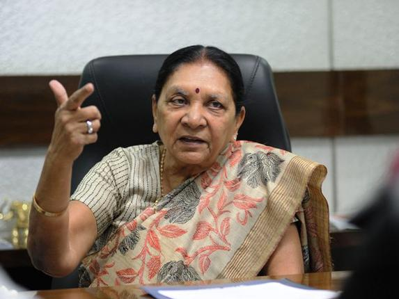 Anandiben offers to quit as Guj CM, BJP Par Board to decide on replacement: Shah