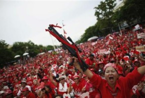 Anti-junta 'Red shirts' charged as Thai vote looms