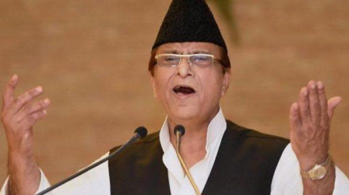 Azam Khan kicks up row over Bulandshahr gangrape, suggests pol plot