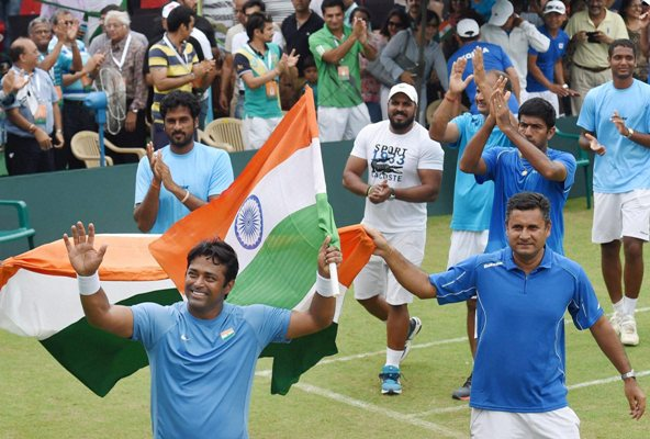 Delhi to host Indo-Spain Davis Cup tie