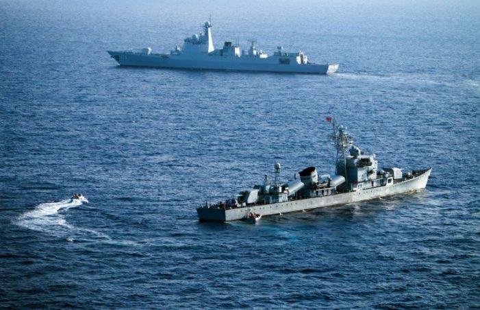 Japan warns China over territorial aggression