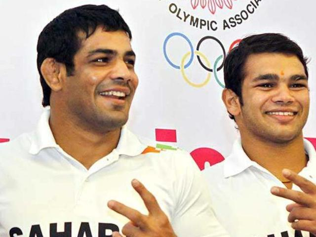 Go & win medal for me, country: Sushil tells Narsingh