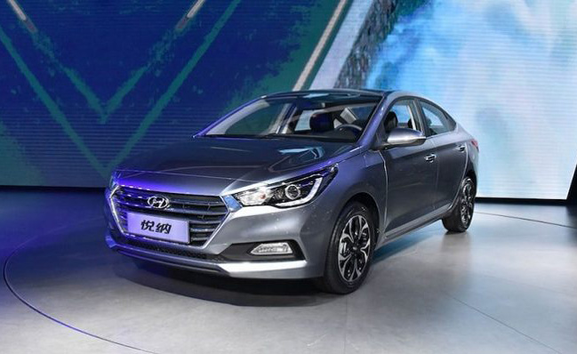 Hyundai launches new 'Verna 2017' in India