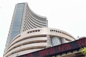 Sensex gains 68 pts in early trade on global cues