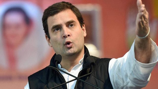 BJP 'lying factory' at work again: Rahul