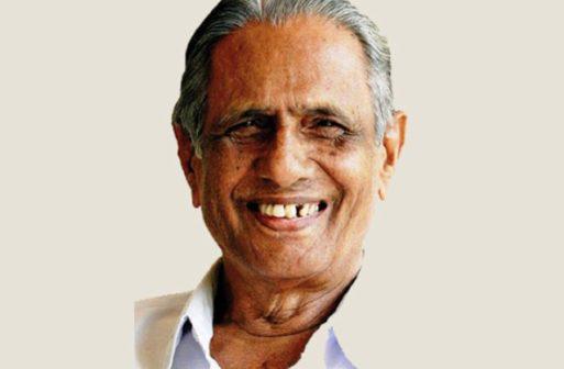Veteran CPI leader E. Chandrasekharan Nair passes away