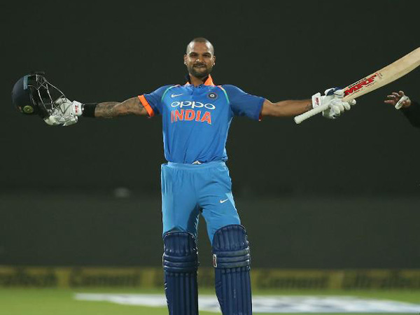 Dhawan's ton guides India to ODI series win over Lanka