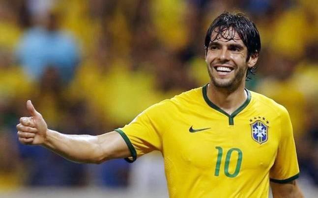 Brazilian star Kaka announces retirement