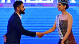 Miss World 2017 Manushi Chhillar Asks Cricketer Virat Kohli A Question, His Reply Won Our Hearts