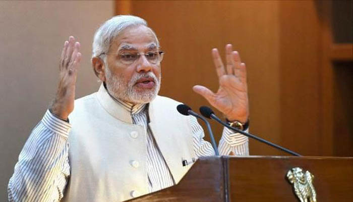 Changing with time is our society's strength: PM Modi