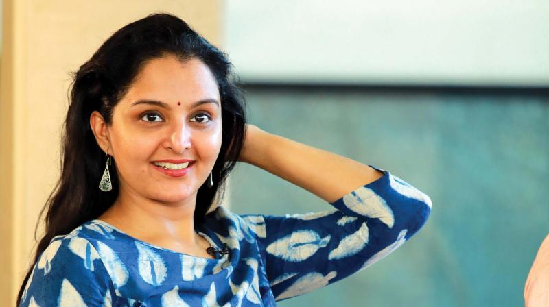 Manju Warrier to flaunt three looks in Odiyan
