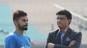 Kohli will get better as captain: Ganguly