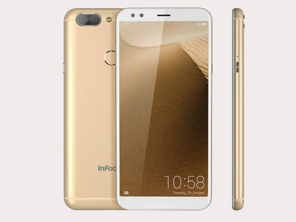 InFocus M7s with dual rear cameras, 4,000mAh battery launched