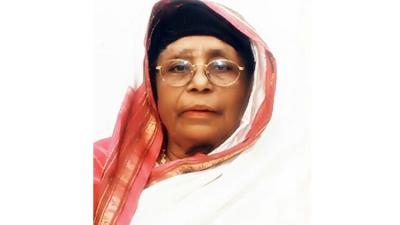 M M Hassan mother passes away
