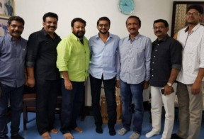Mohanlal next in Malayalam will have an all-Bollywood crew