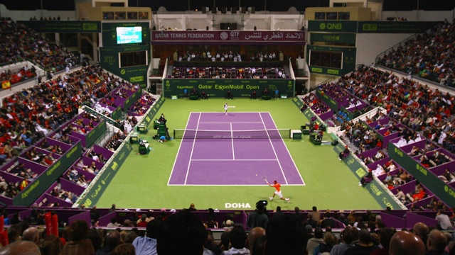 Qatar Open kicks off 2018 season
