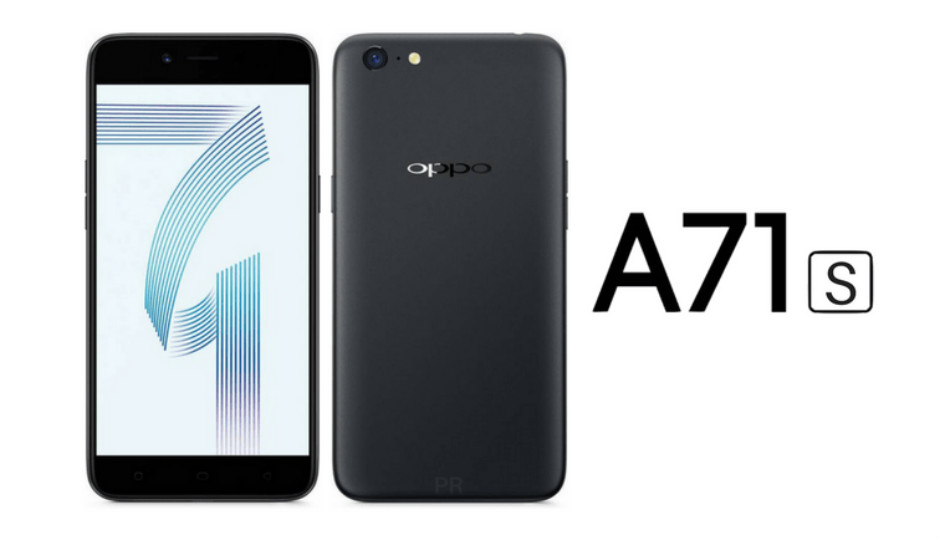 Oppo A71s smartphone with Face Unlock feature to launch in India soon