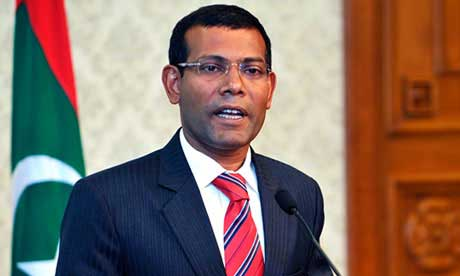 Nasheed seeks Indian military intervention in Maldives crisis